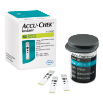 Accu-Chek Instant testribad N50