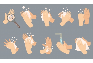 Kätepesu ja -hügieen aitab kaitsta tervist