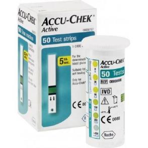 Accu-Chek Active testribad N50