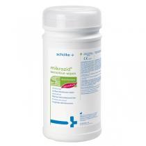 Mikrozid sensitive salvrätid N200 dispenseris (alkoholivaba)
