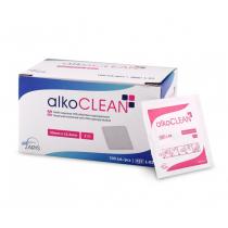 alkoCLEAN alkoholiga puhastuspadi, N100