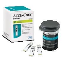 Accu-Chek Instant testribad N50 KAMPAANIA