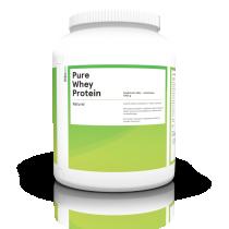 Pure Whey Protein valgulisand, naturaalne 1kg