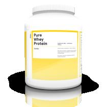 Pure Whey Protein valgulisand, vanilje 1kg